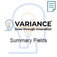 Summary Fields Logo