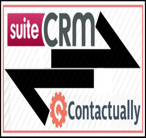 Sync Contacts between SuiteCRM and Contactually Logo