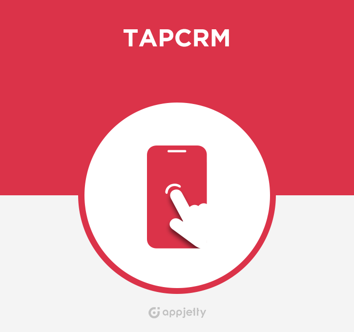 TapCRM - Mobile CRM App for SuiteCRM Logo