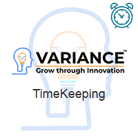 Time Keeping Logo