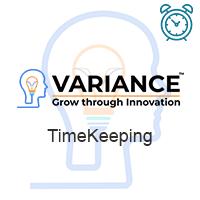 Time tracking Logo