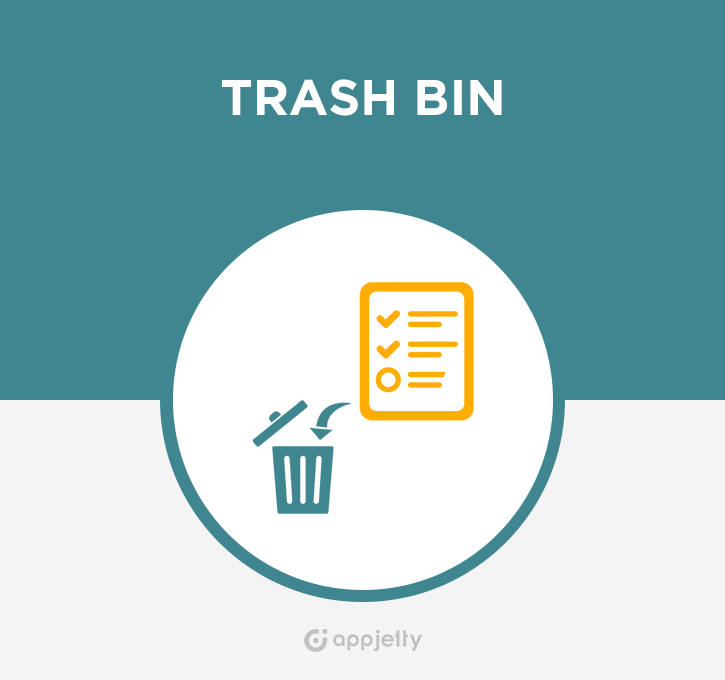 Trash Bin For SuiteCRM Logo