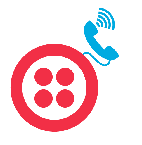 Twilio Call Extension Logo