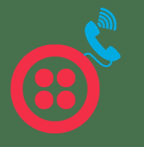 Twilio Call Extension Logo