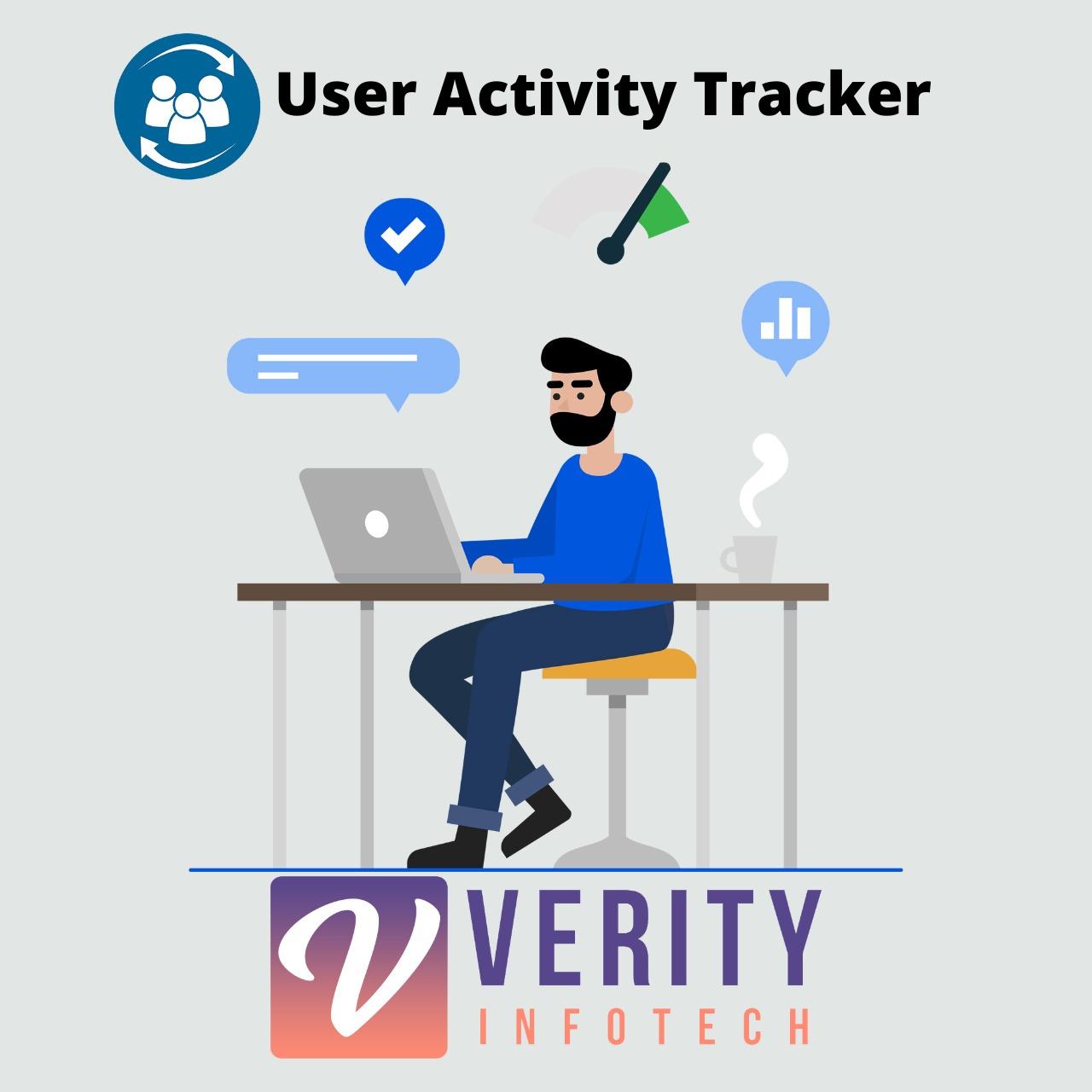User Activity Tracker Logo