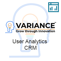 User Analytics CRM Logo