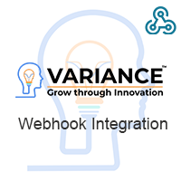 Webhook Integration Logo