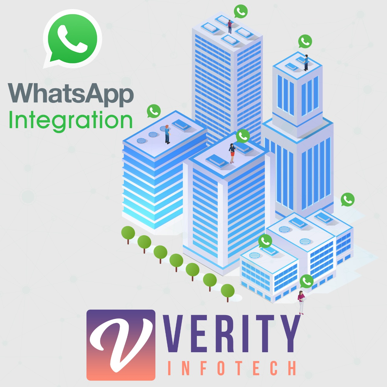 SuiteCRM WhatsApp Integration Logo