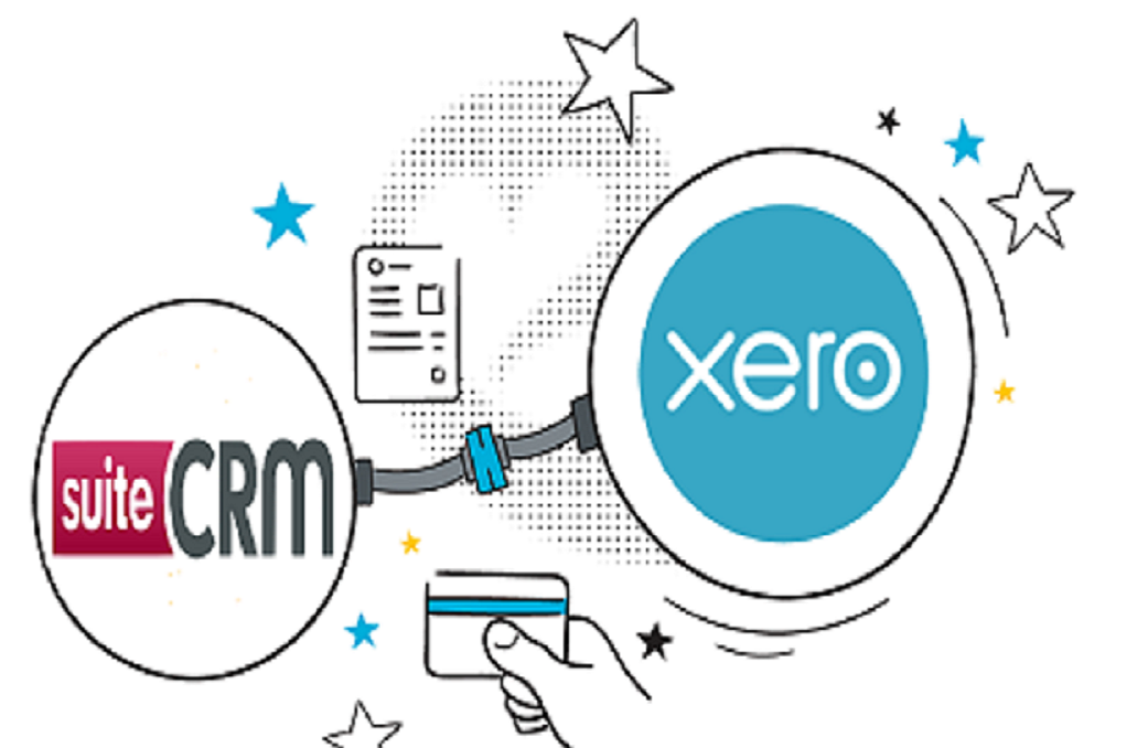 Xero Accounting SuiteCRM Integration  Logo