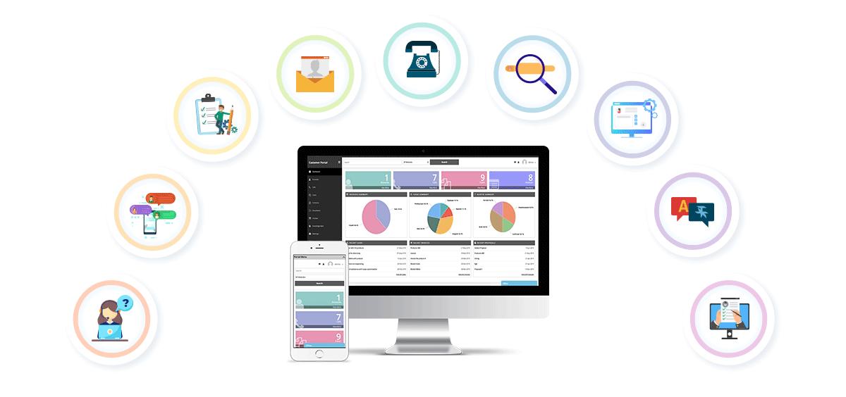 SuiteCRM Customer Portal in WordPress