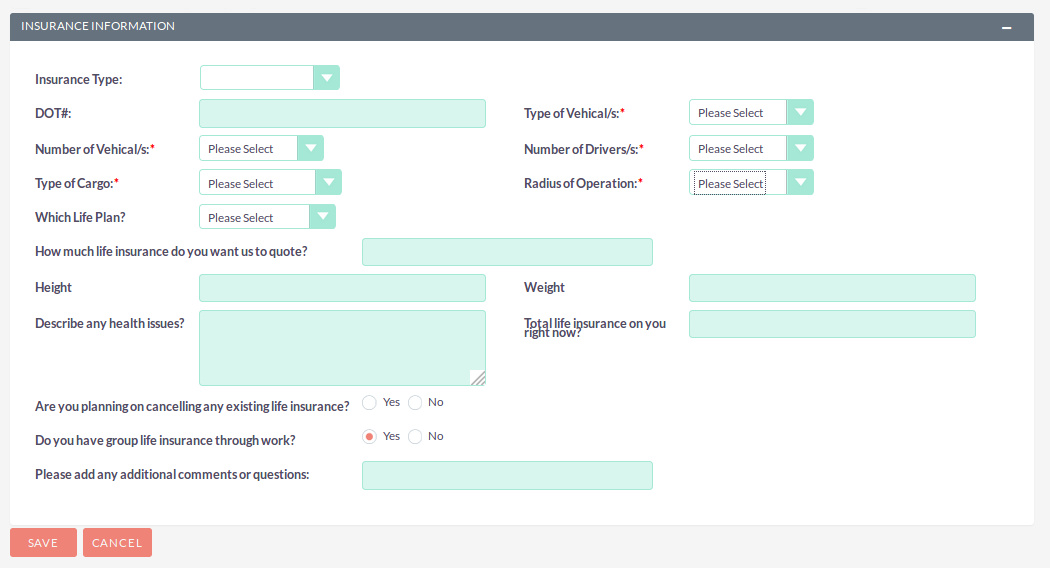 Dynamic Panels add-on for SuiteCRM