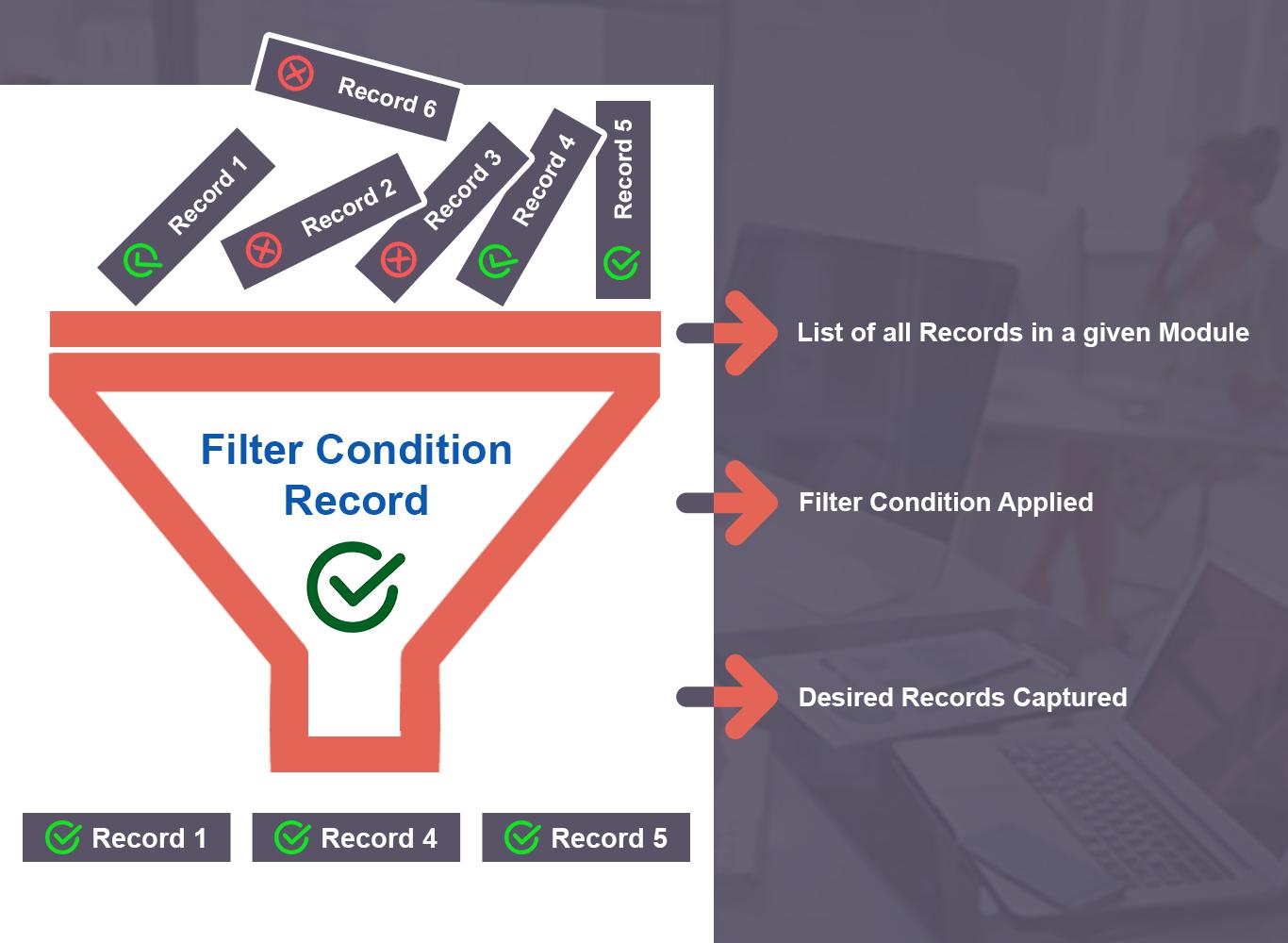 Custom Filter SuiteCRM add-on