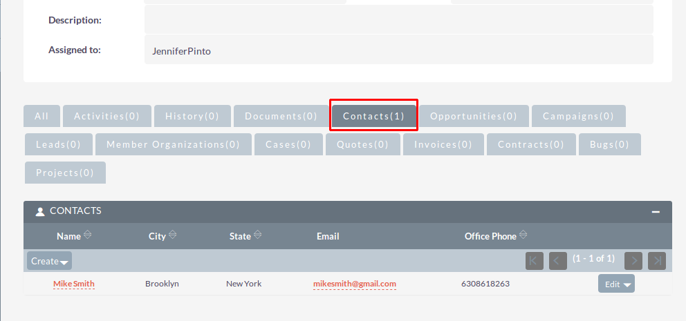Subpanel Tabbed View Add-on for SuiteCRM