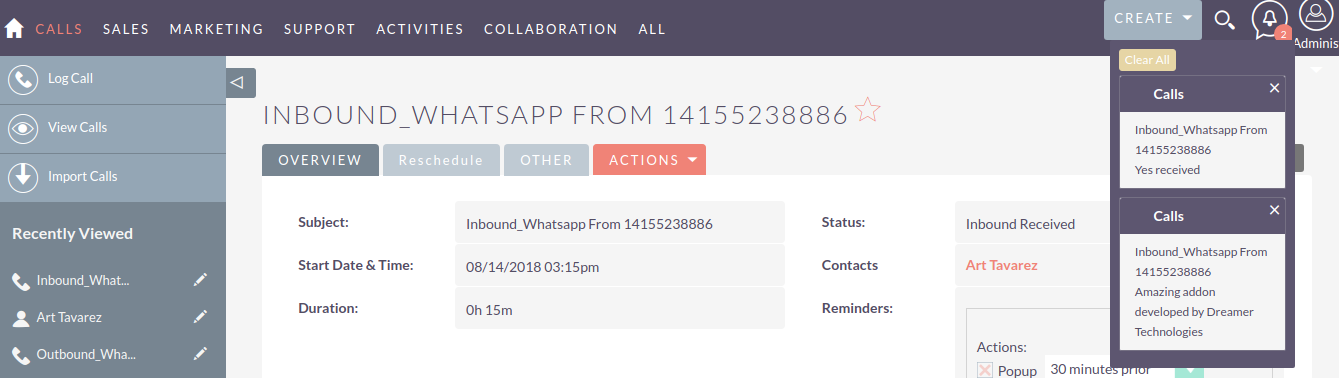 WhatsApp-SuiteCRM-Receive-Alerts.png